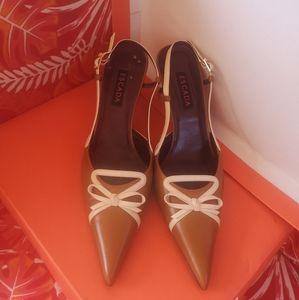 Designer heels ESCADA*  Sling backs